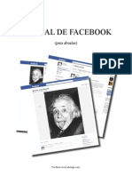 Manual de Facebook setiembre 2011