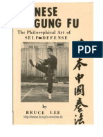 Bruce Lee - Chinese Gung Fu the Philosophical Art of Self Defense