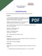 Useful Workflow Scripts