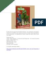 El libro de las preguntas de Plaza Sésamo