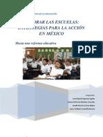 Hacia Una Reforma Educativa