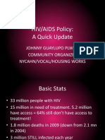 Global AIDS Funding