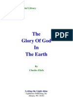 Charles Fitch - The Glory of God in Earth