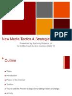 New Media Tools for Advocates