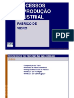 Processos Industriais-Vidro