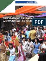 AIESEC San Marcos - Programa de Pasantias Internacionales