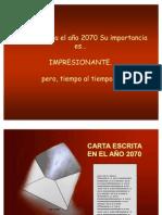 CartaEscritaenelao2070