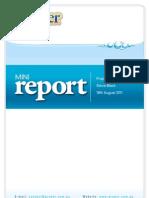 Groper Report
