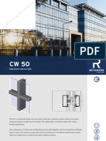 Raynaers - Curtain Walling CW50