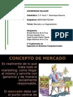 Concepto de Mercado