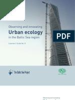 Urban Ecology - Baltic Sea