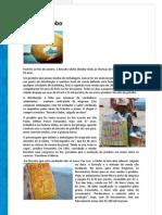 Artigo - Biscoito Globo