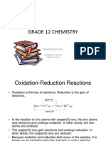Class12 ChemistryG12 Notes and Homework