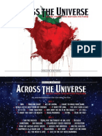 Digital Booklet - Across the Universe
