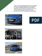Kumpulan Foto Hyundai i30 Terbaru