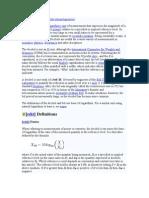 DECIBELES (DB)