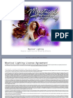 Mystical Lighting Manual
