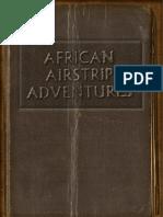 Manual African Airstrip Adventures Engl