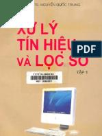 Xử lý tín hiệu và Lọc số Tập 1 - Nguyễn Quốc Trung