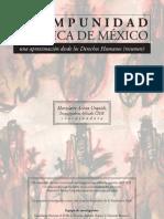 La impunidad crónica de México