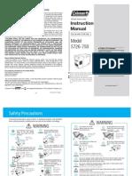 Coleman FPSE Manual