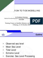 Tide Modelling