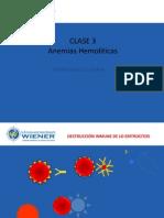Clase 03 Anemia Hemolitica Inmune