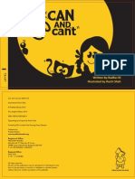 Can and Can't - English