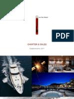 Crociere Mar Mediterraneo – Yacht Navetta Benetti Sail Division 110