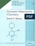 Aromatic Hetero Cyclic Chemistry