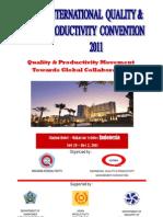 Brochure IQPC & NQPC 2011 Makasar Indonesia 29 November - 2 December 2011