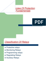 Overview of Protection Fundamentals-Trg School
