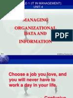 4a Data Management