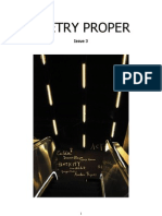 Poetry Proper 3rd Issue