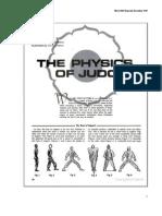 La física del Judo