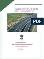 Basic Road Stats