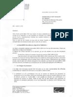 20110728 - Expert Comptable - Rapport Audit