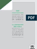 Convention de l'OUA 1969