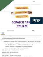 Scrathch Card