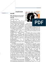 Lubbi en Kotan. Bevries Schuld Derde Wereld. Financieel Dagblad 27-3-2009