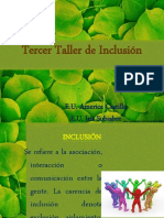 Inclusion Taller 3