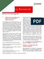 Acceptance Research Brief FINAL