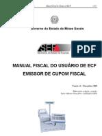 Manual Ecf