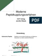 Moderne Peptidkupplungsverfahrenmod