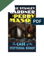 Erle Stanley Gardner - The Case of the Stuttering Bishop