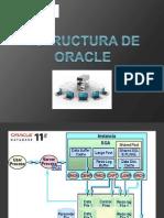 Estructura de Oracle
