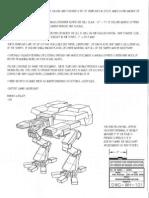 DIY - Warhound Titan Plans & Templates