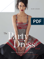 Amy Sedaris Introduction to The Party Dress Book by Mary Adams