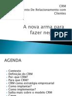 CRM - Call Center