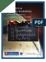 Politics Global Warming 2011